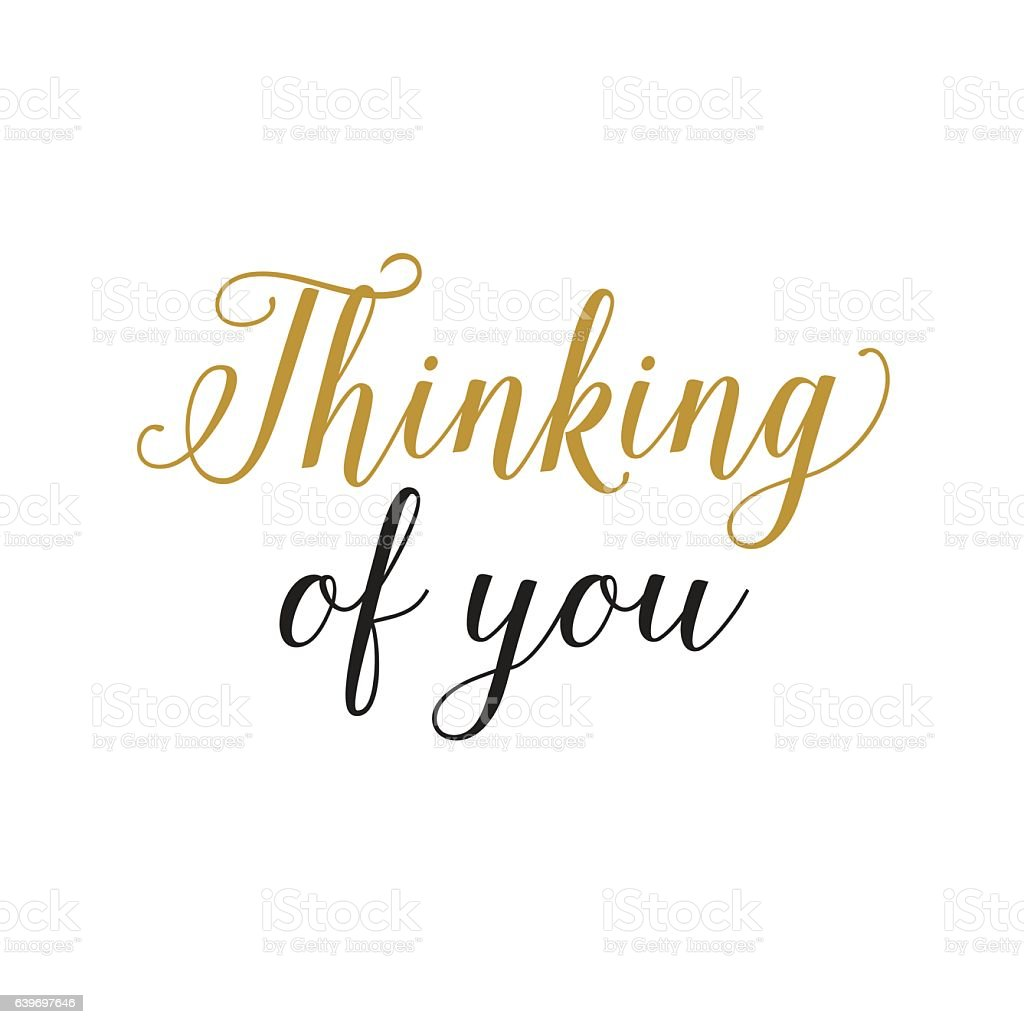 royalty free thinking of you card clip art vector images rh istockphoto com thinking of you clipart images just thinking of you clipart
