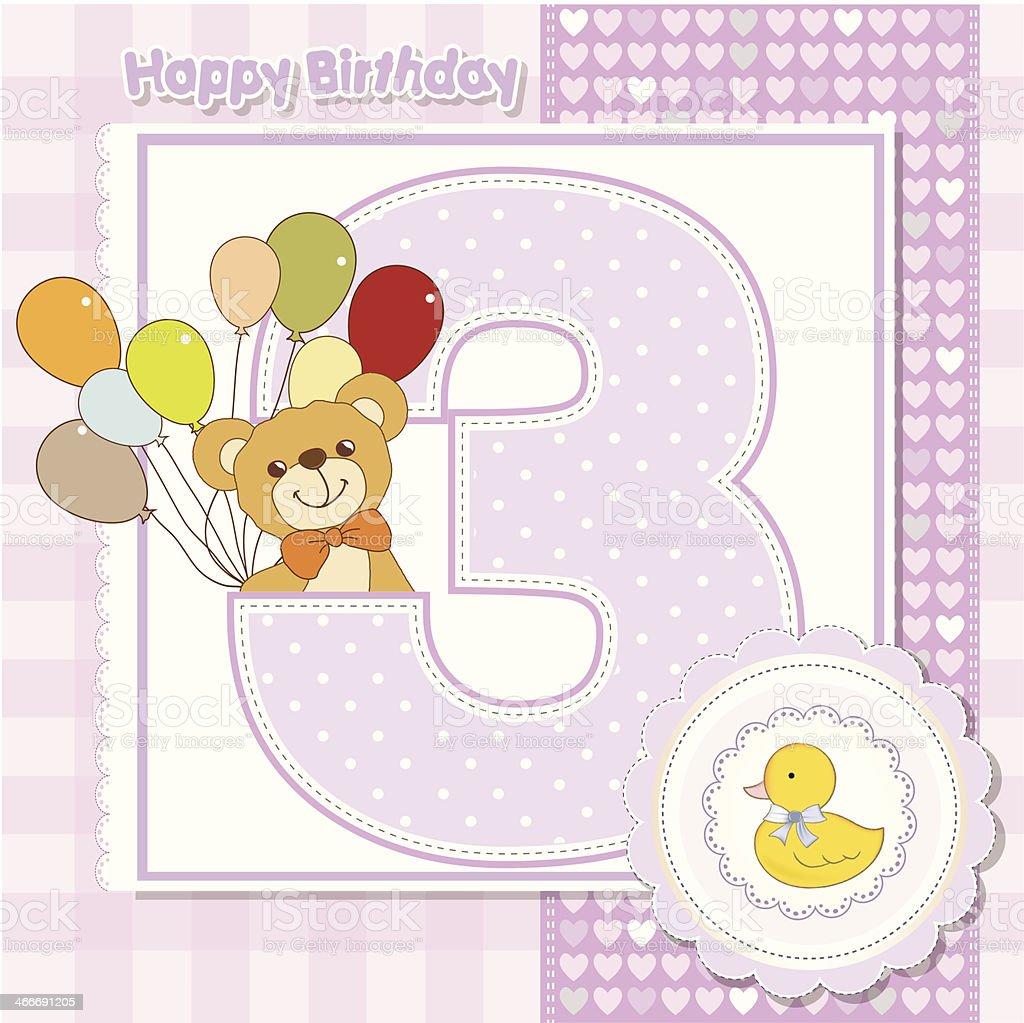 Летием, открытки с днем рождения 3 месяца девочке