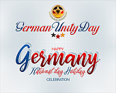 Third of October, Day of German Unity, celebration