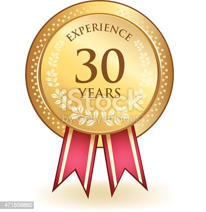 istock Thirty Years Experience 471509860
