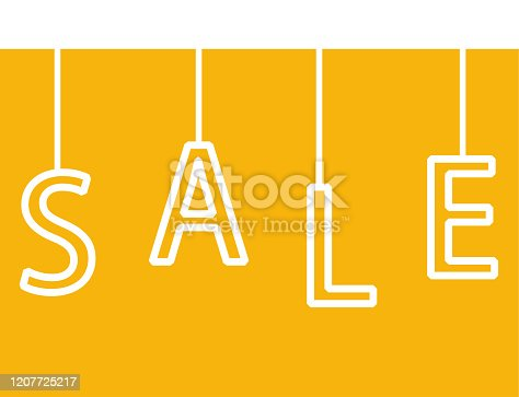 579751386 istock photo This illustration is an image of SALE. 1207725217