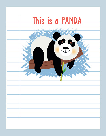 This is a PANDA