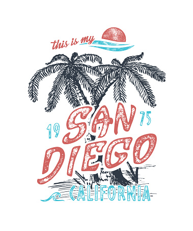 This is my San Diego.