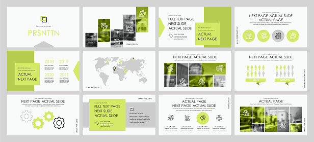 web templates stock illustrations