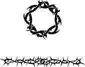 Thorn tattoos