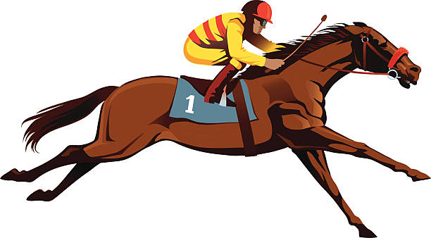 2,801 Racehorse Illustrations, Royalty-Free Vector Graphics & Clip Art -  iStock