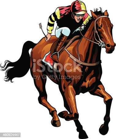 Thoroughbred Horse Rac...
