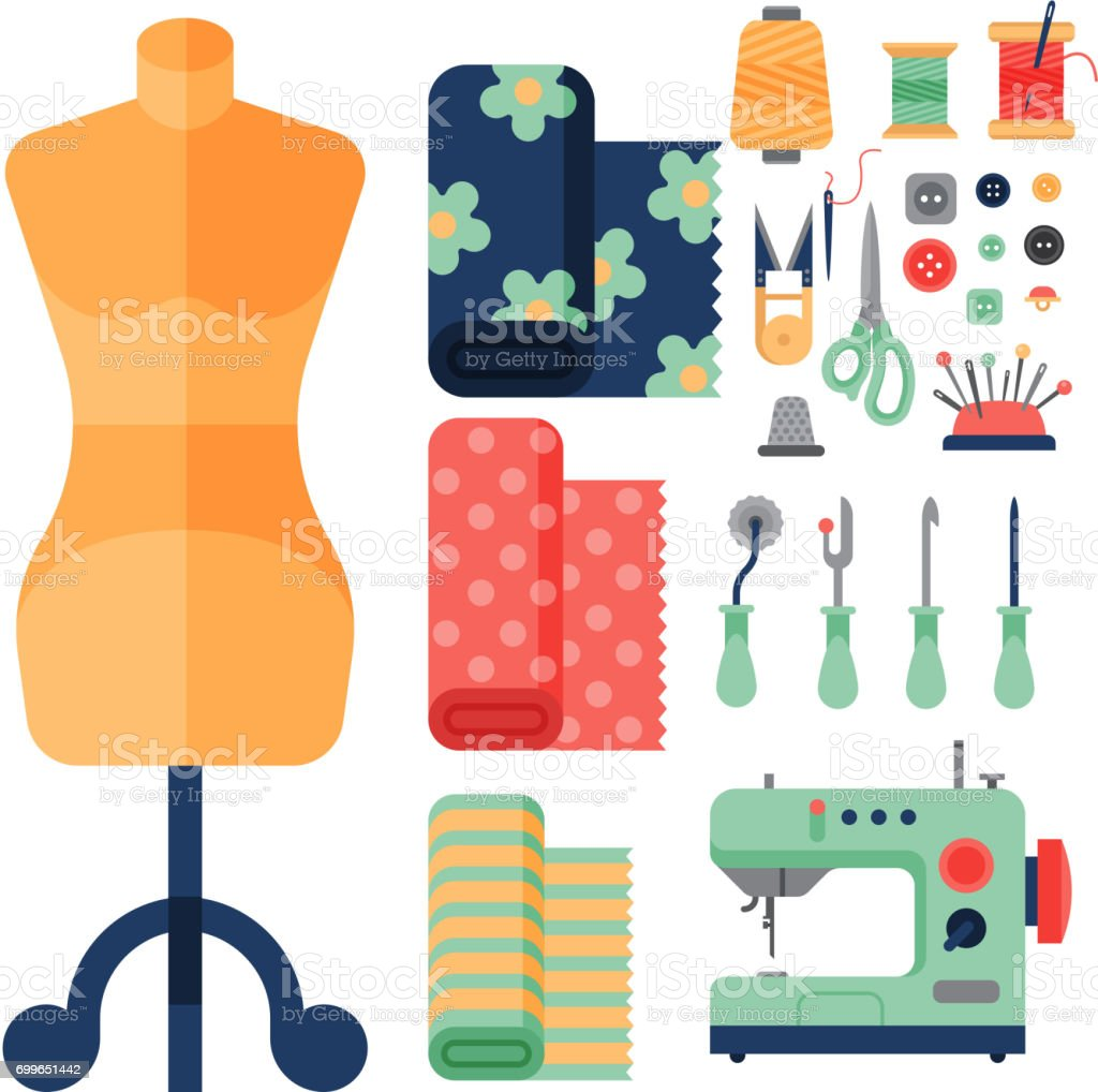 Thread Supplies Accessories Sewing Equipment Tailoring