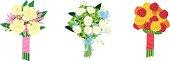 istock Three Bouquets 165592356