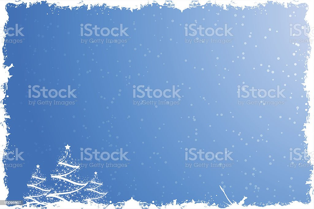 Three Christmas tree royalty-free three christmas tree stock vector art & more images of abstract