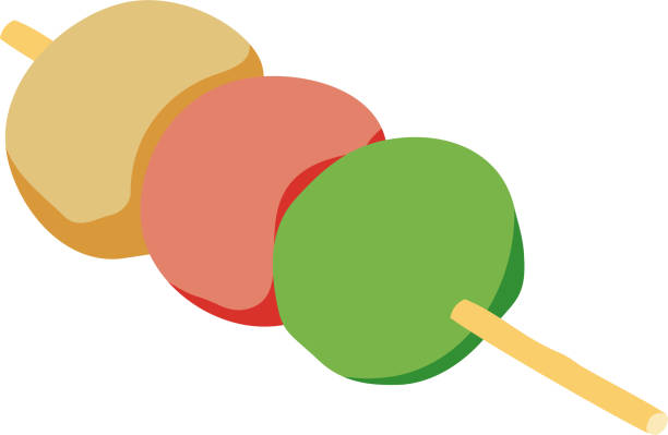 だんご イラスト素材 Istock
