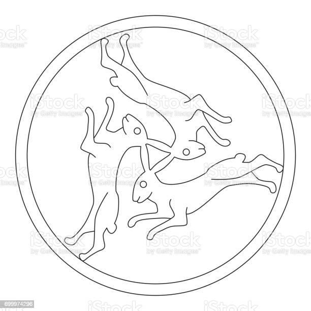 Three hares line art vector id699974296?b=1&k=6&m=699974296&s=612x612&h=y perp6c7noegcib7f8ibkyklosu2i7avczktpzjb34=