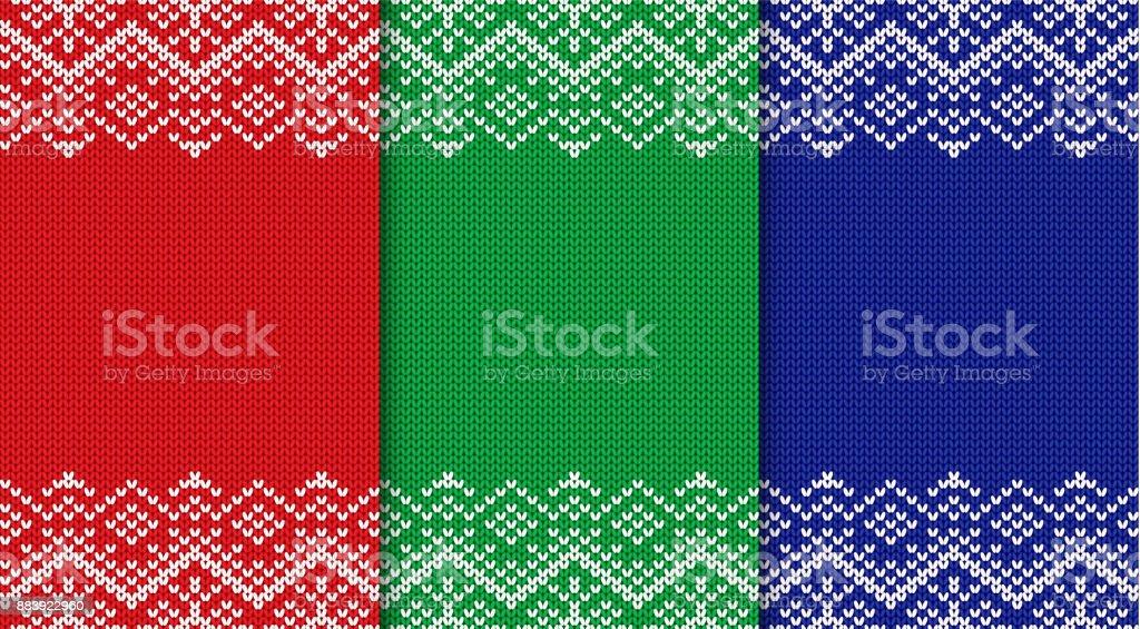 Ilustración de Fondos De Navidad Punto Tres Set Tres Colores ...