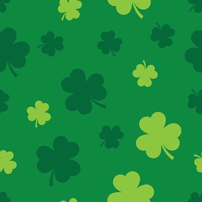 Three Leaf Clover Pattern 1