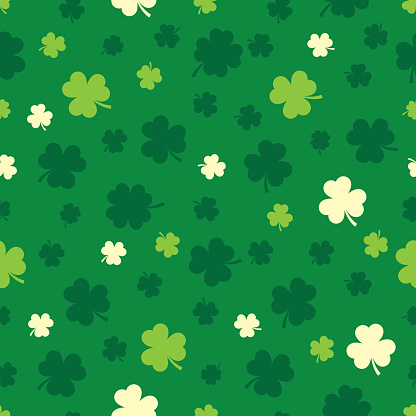 Three Leaf Clover Pattern 2