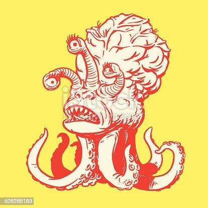 Three-Eyed Sea Monster