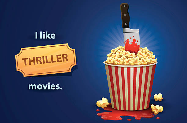 thriller movies - vegetable blood stock illustrations, clip art, cartoons, & icons