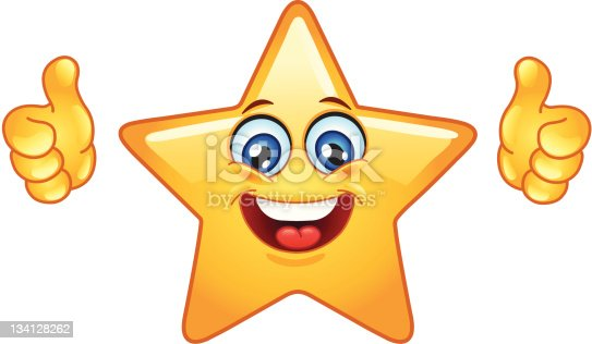 istock Thumbs up star 134128262