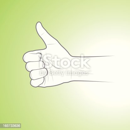 istock Thumbs Up 165733636