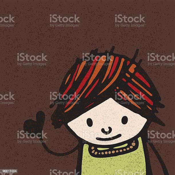 Thumbs Up-vektorgrafik och fler bilder på Barn