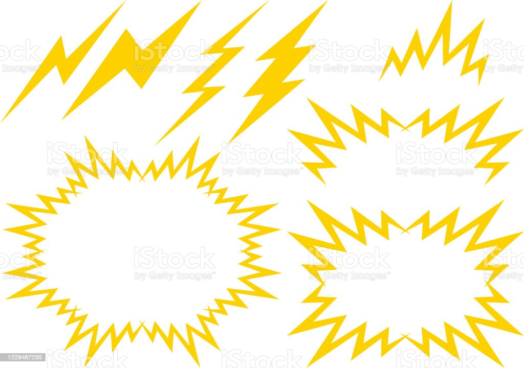 thunder vector illustration material collection stock illustration download image now istock thunder vector illustration material collection stock illustration download image now istock