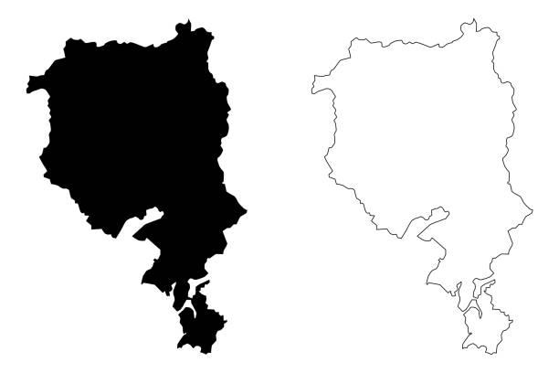 Cartina Canton Ticino Svizzera.Canton Ticino Illustrazioni E Vettori Stock Istock