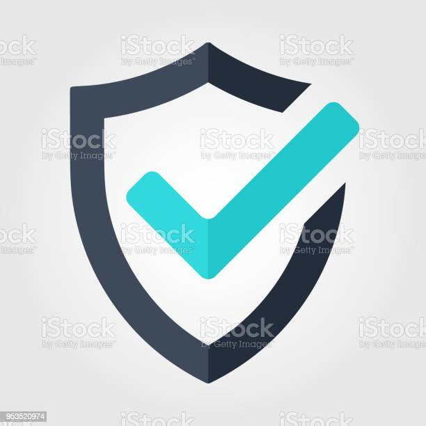 Tick mark approved icon shield vector on white background vector id953520974?b=1&k=6&m=953520974&s=612x612&h=7mohoad5psvhdeddpwmpfhzae9ttfyb7qslipxtw4le=