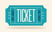 istock Ticket Admit One 1285337858