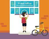 Ticket office