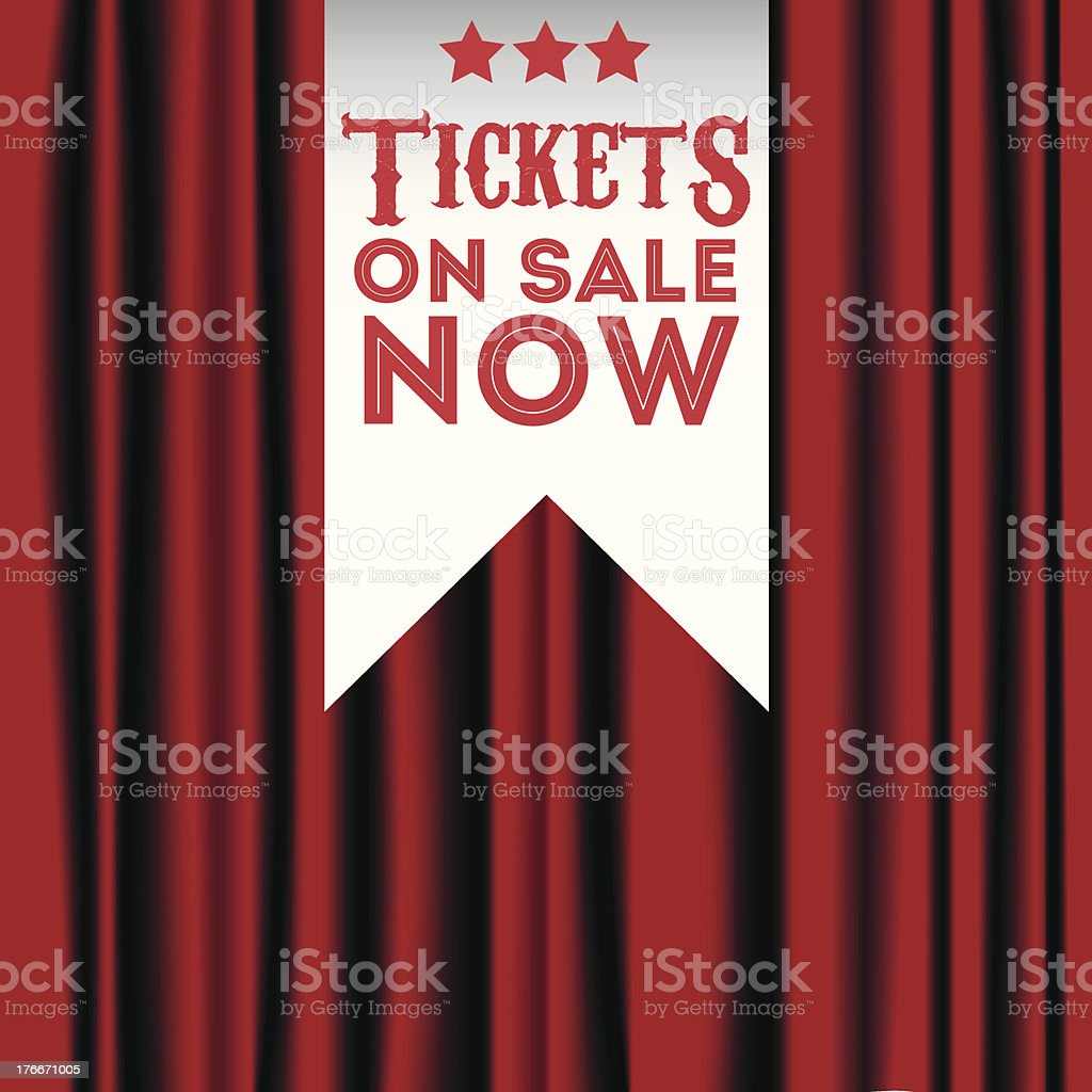 Tickets on sale now royalty-free tickets on sale now stock vector art & more images of arts culture and entertainment