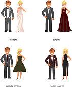 tie dress code