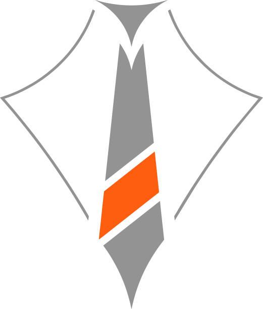 Tie Logo, Business Logo vector art illustration