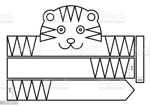 Tiger coloring headband vector id1194092974?b=1&k=6&m=1194092974&s=612x612&h=crxfzqk5okywj2cxhhozml7ywsulsjmgltnqdn6vzcq=