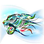Tiger conceptual design
