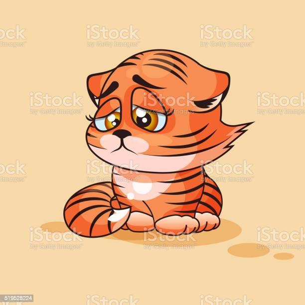 Tiger cub sad vector id519528224?b=1&k=6&m=519528224&s=612x612&h=zalqmfsuuxhnw1zmil9fbfiwo6r 4y0winp3whn3j6u=