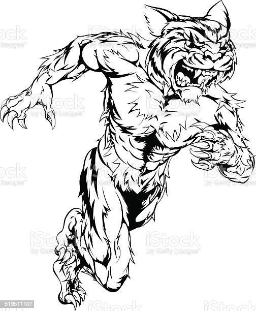 Tiger sports mascot running vector id519511107?b=1&k=6&m=519511107&s=612x612&h= bqxkxqhshfjqvrzgtfr7o5p4kuqcjnf7dnnyn6fnc0=