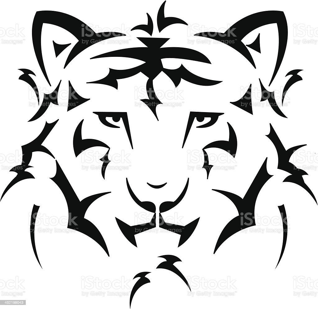 Tiger Tatuaż Stockowe Grafiki Wektorowe I Więcej Obrazów