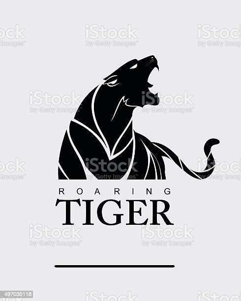 Tiger tiger with label vector id497035118?b=1&k=6&m=497035118&s=612x612&h= wghevl f8 ggwl4kelwy09oaxpd0u cmmsycfy1oeo=