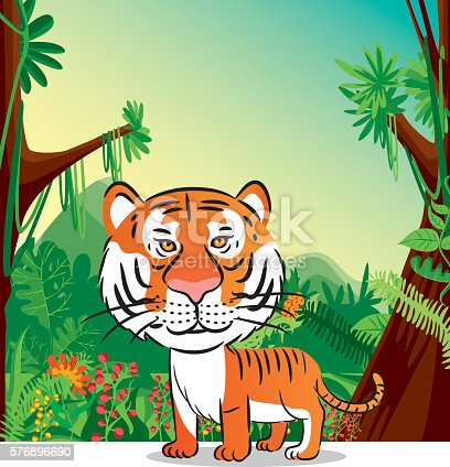 istock Tiger 576896690