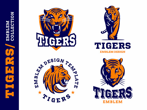 Tigers design collection