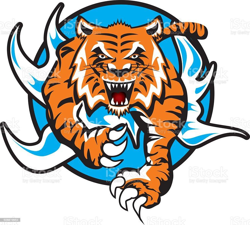 royalty free detroit tigers stadium clip art vector images rh istockphoto com  detroit tigers clip art pictures