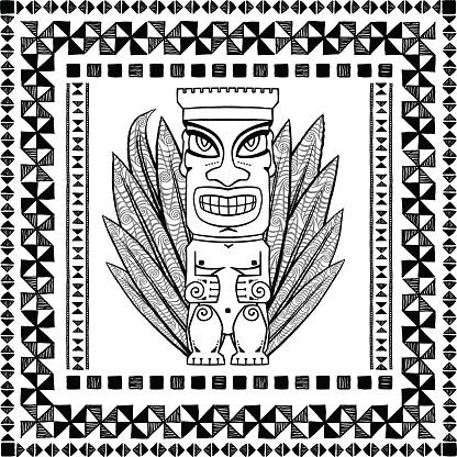 Tiki Design Set