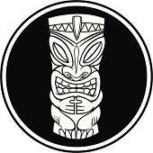 Tiki Ghost Symbol