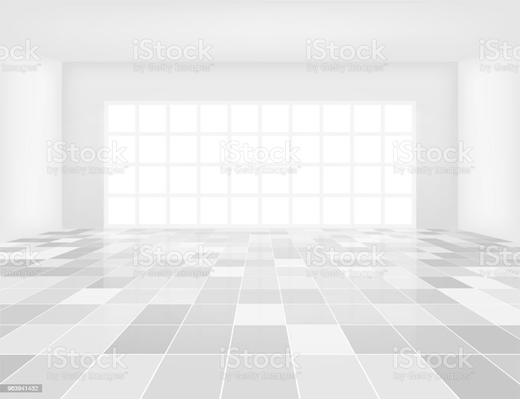 tile floor background - Royalty-free Architecture stock vector