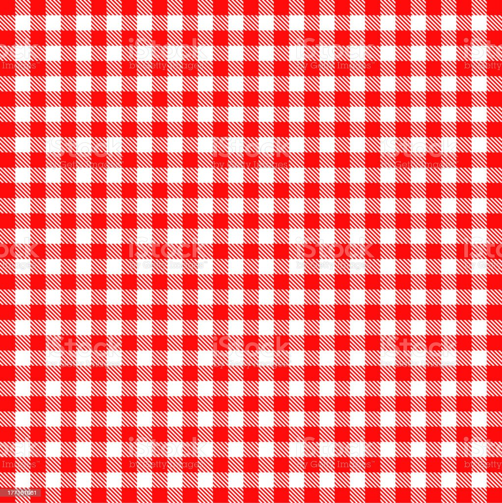 tile table cloth vector art illustration