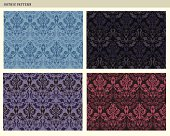 Tileable gothic patterns