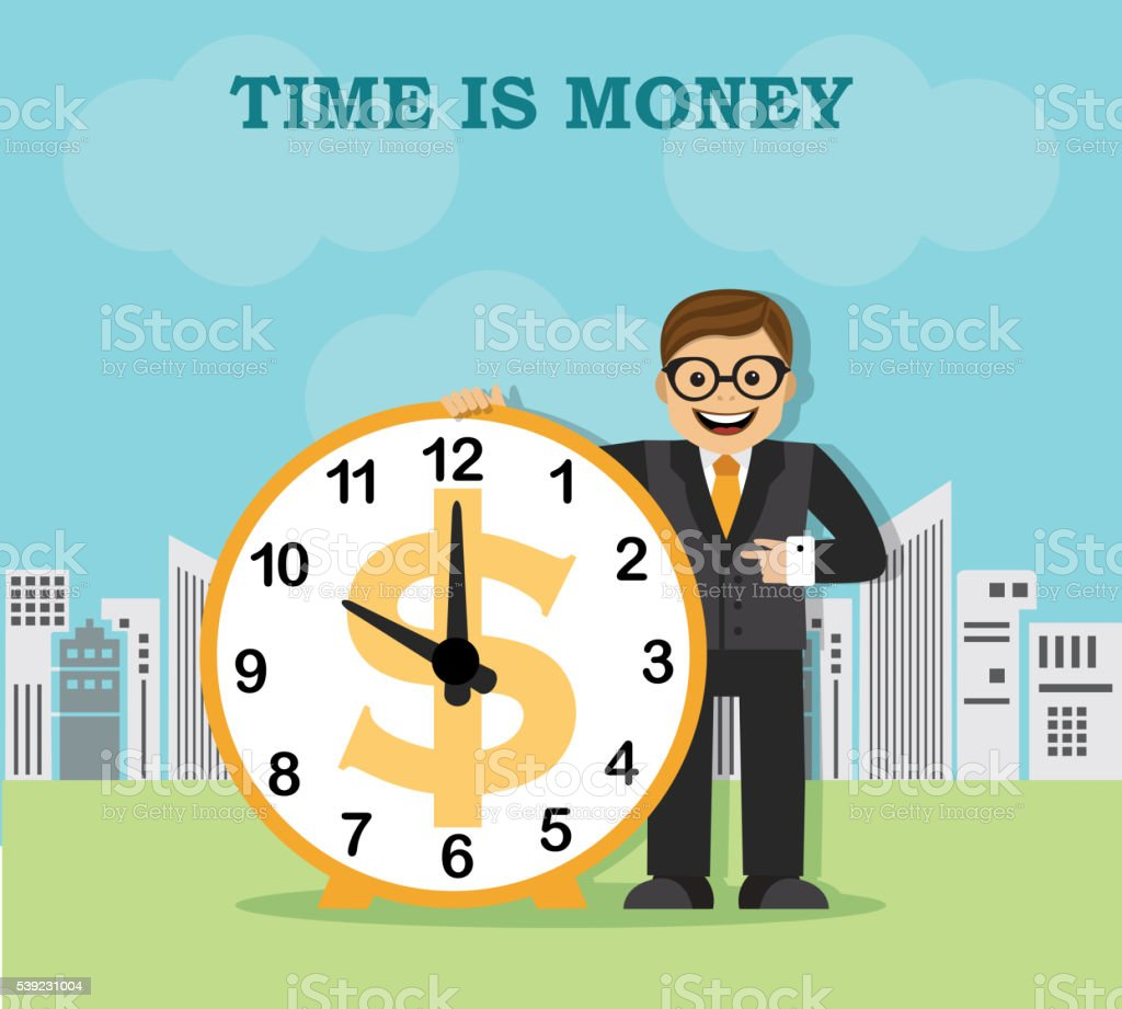 time and work in the big city royalty-free time and work in the big city stock vector art & more images of abstract