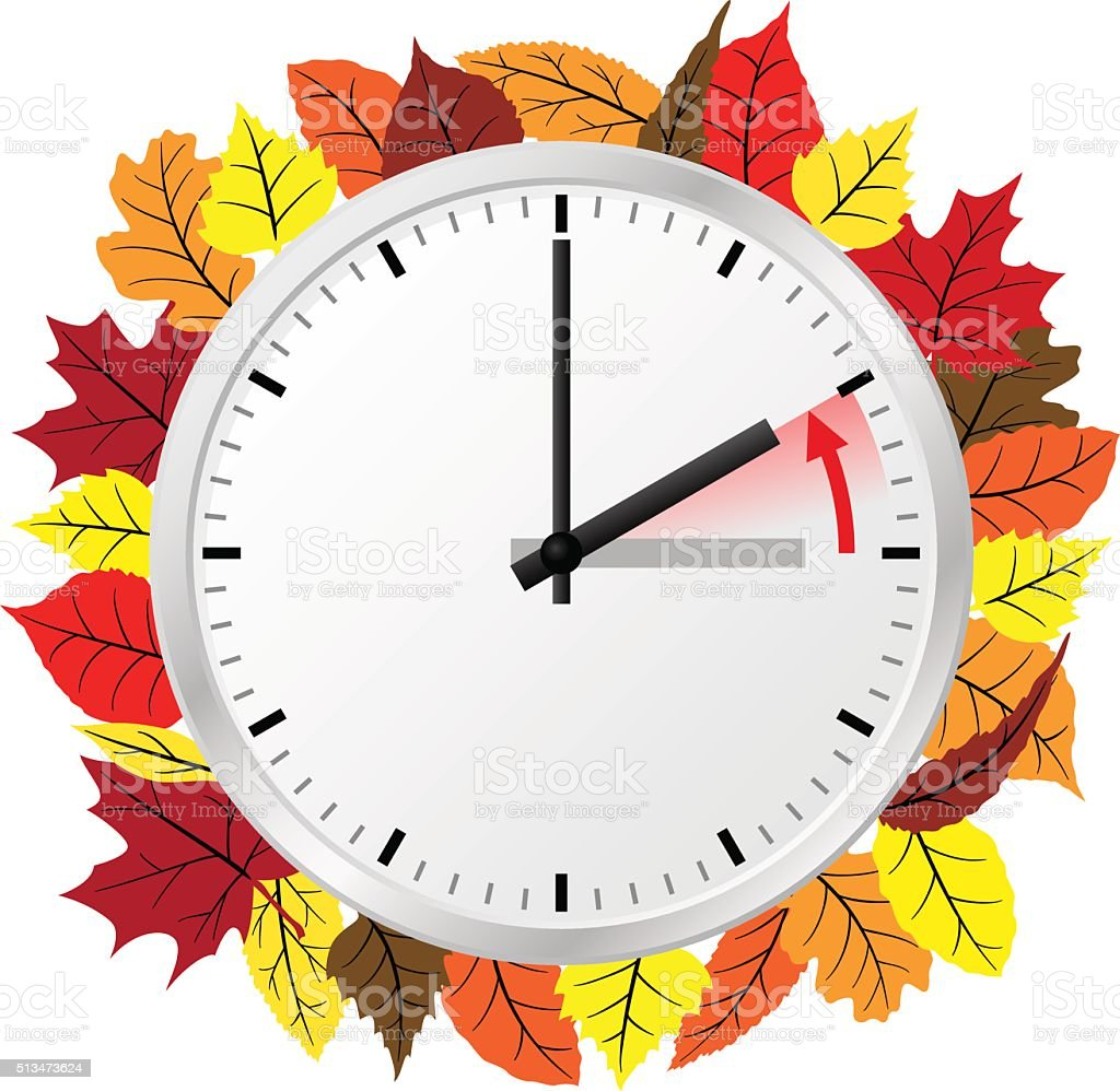 royalty free daylight saving time clip art vector images rh istockphoto com daylight savings time clipart fall back daylight savings clipart fall back