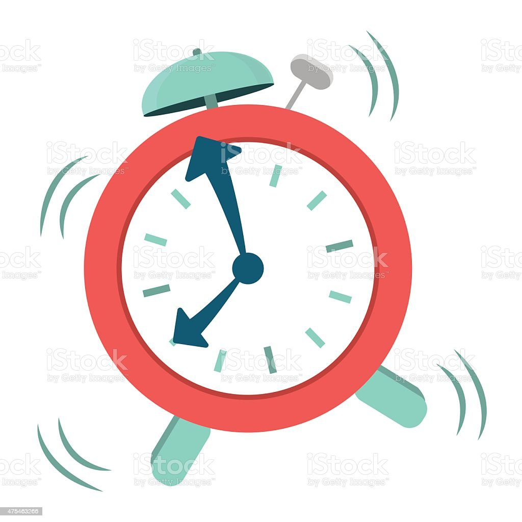 Time design. vector art illustration