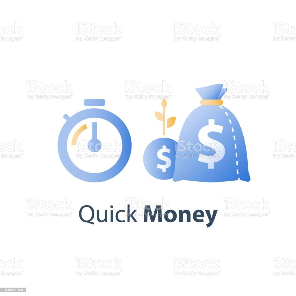 Quick money кредит